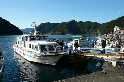 巡航船桟橋