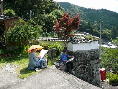 普済寺からの風景